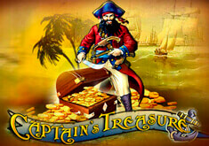 Captains treasure, Сокровища капитана